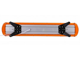 Super thin 48 inch aluminum housing warning led strobe lightbar