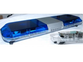 DC12V blue led ambulance lightbar