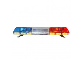 Police halogen rotating lightbar