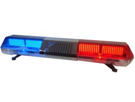 Police LED Warning Light Bar with Switch Smart Controller Box