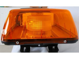 Amber led warning light bar
