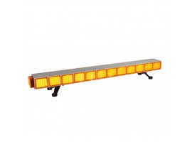 Truck roof amber led emergency lightbar for warning