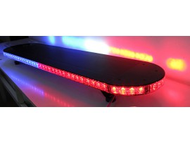 3w led strobe emergency police light bar