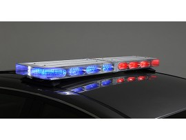 Low profile Liberty Police Ambulance strobe warning led Lightbar