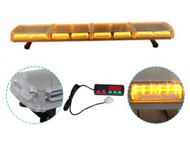 Supet thin led strobe light bar for vehicle