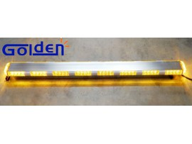 Super slim led strobe warning amber lightbar