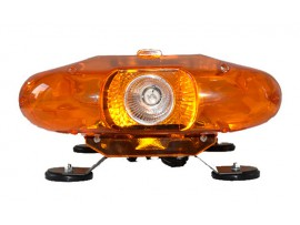Halogen mini lightbar