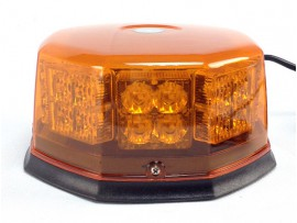 Round led mini beacon lightbar