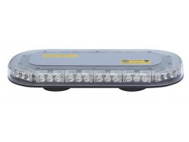 42 LED strobe warning mini lightbar