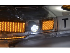 New Magnetic Roof  Top TAXI top light No.TBD-GRT-005TAXI