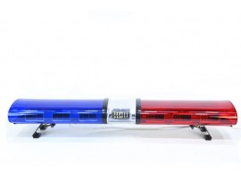 Warning Beacon Light Bar with Speaker No.TBD-061L2