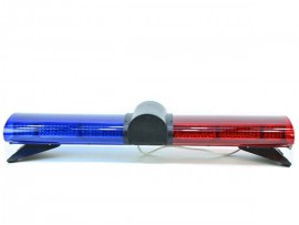 Multicolor Capability Light Bar with speaker LED safety Lights Emergrncy Vehicle Lights No.TBD-GRT-078