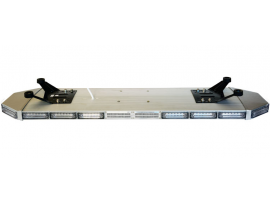 Thin Lightbar With Speaker Blue Red Flashing LED Emergency Light bar No.TBD-GRT-2987SP
