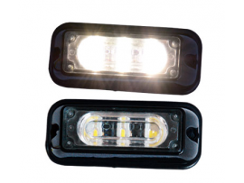 Amber Police Chase LED Light No.LED-GRT-021