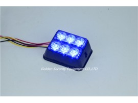 6W Red Police Dash Light No.LED-GRT-023