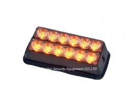 12W Amber LED amber strobe warning safety lights No.LED-GRT-045