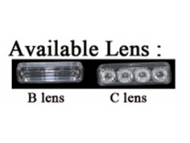 Double Layer High Power LED lightbar No.TBD015001