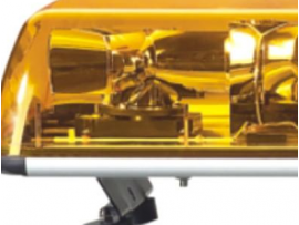 Long Halogen warning emergency car led light bar No.TBD-GRT-009