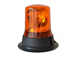Halogen 55W Rotator warning light with magnetic base No.STB-701