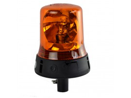 H1 Halogen 55W and 70W Rotating warning light with pole fix No.STB-701B