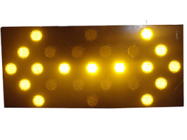 50inch Car Directional LED Warning Light Bar No.TAL-GRT-002