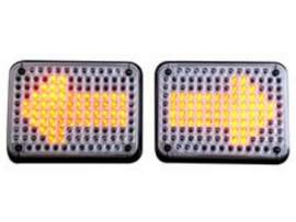 Amber light led traffic signal light No.TAL-GRT-004