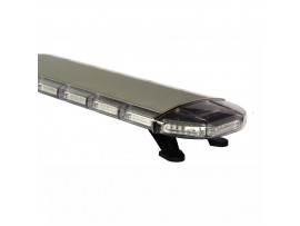 Super Thin Aluminum cover LED Police Lightbars with take down lights