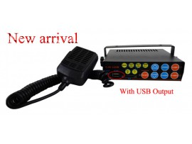 New arrival high DB Siren with USB Output No.CJB-100W04