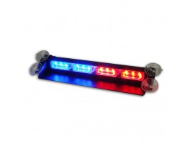 LED Red Blue Flashing police lights No.LED-GRT-016B