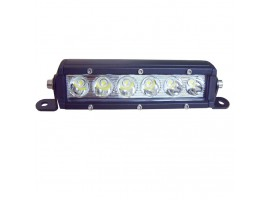 30W Epistar Flood single row LED Headlight No.ZXWL5330
