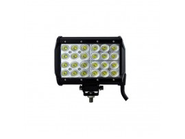 72W  Cree Quad row LED working Light No.ZXWL8472