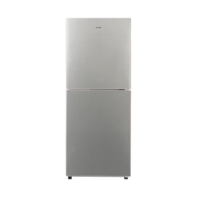 200L Mechanism Control  Metal Panel Grey Refrigerator