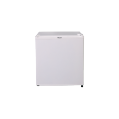 47L Single Door Direct Cooling White Mini Refrigerator with Ice Room