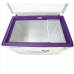 206L Single Temperature Top Open Door Colorful Chest Freezer