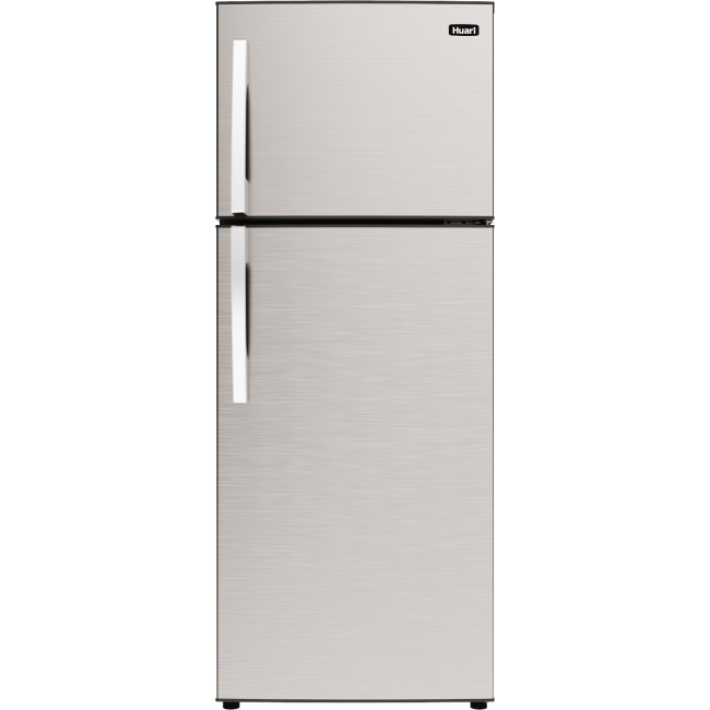 205L Double Doors Top Freezer Refrigerator with Handle