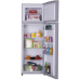 263L Double Doors Metal Panel Refrigerator with Big Fridge Capacity