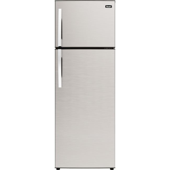 263L Double Door Top Freezer Refrigerator with Handle