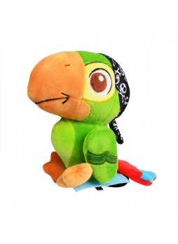 Halloween Pirate Plush Toys & Games Parrot