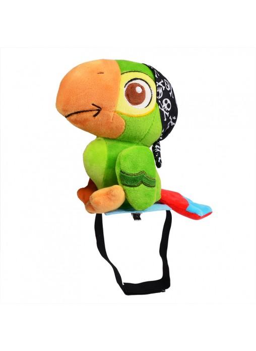 Halloween Pirate Plush Toys & Games Parrot