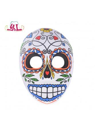 Forum Novelties  Day Of The Dead Female Costume Mask