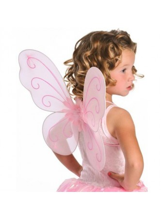 The Party Butterfly Wings for girls birthday, Princess
