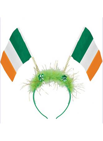St. Patrick's Day Irish Flag Head Bopper