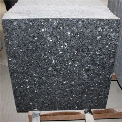 Polished Blue pearl granite floor tiles wall panels