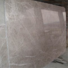 Light  beige Alicante  marble slabs