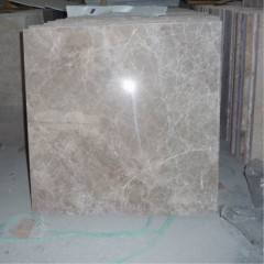Light  beige Alicante  marble tiles