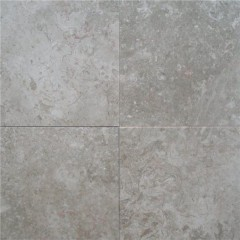 Jerusalem Grey Limestone floor tiles