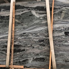 Waterfall green  marble slabs