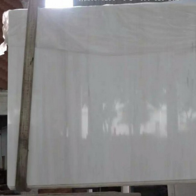 Star  white marble slabs