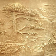 Sandstone outdoor wall decoration panels