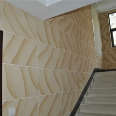 Sandstone wall panels